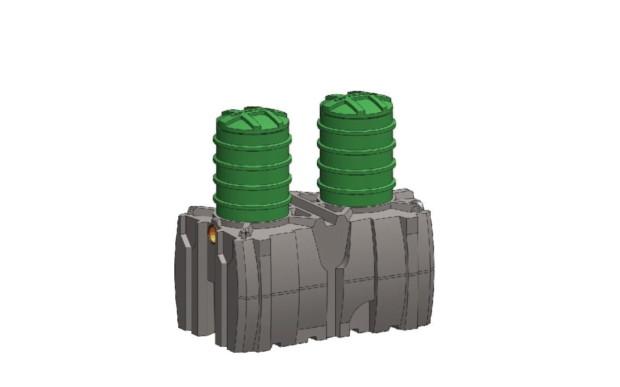 zbiorniki z polietylenu
